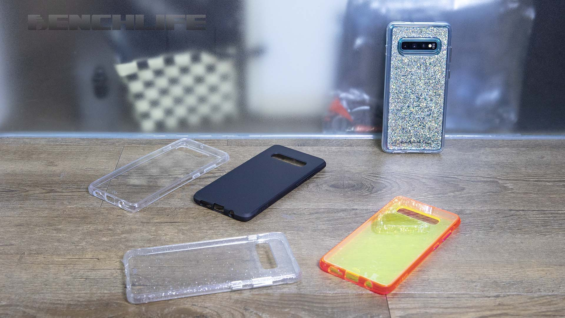 Case-Mate Samsung Galaxy S10+ 用保護殼:Tough Smoke、Clear、Neon、Sheer Crystal 與 Twinkle 動手玩