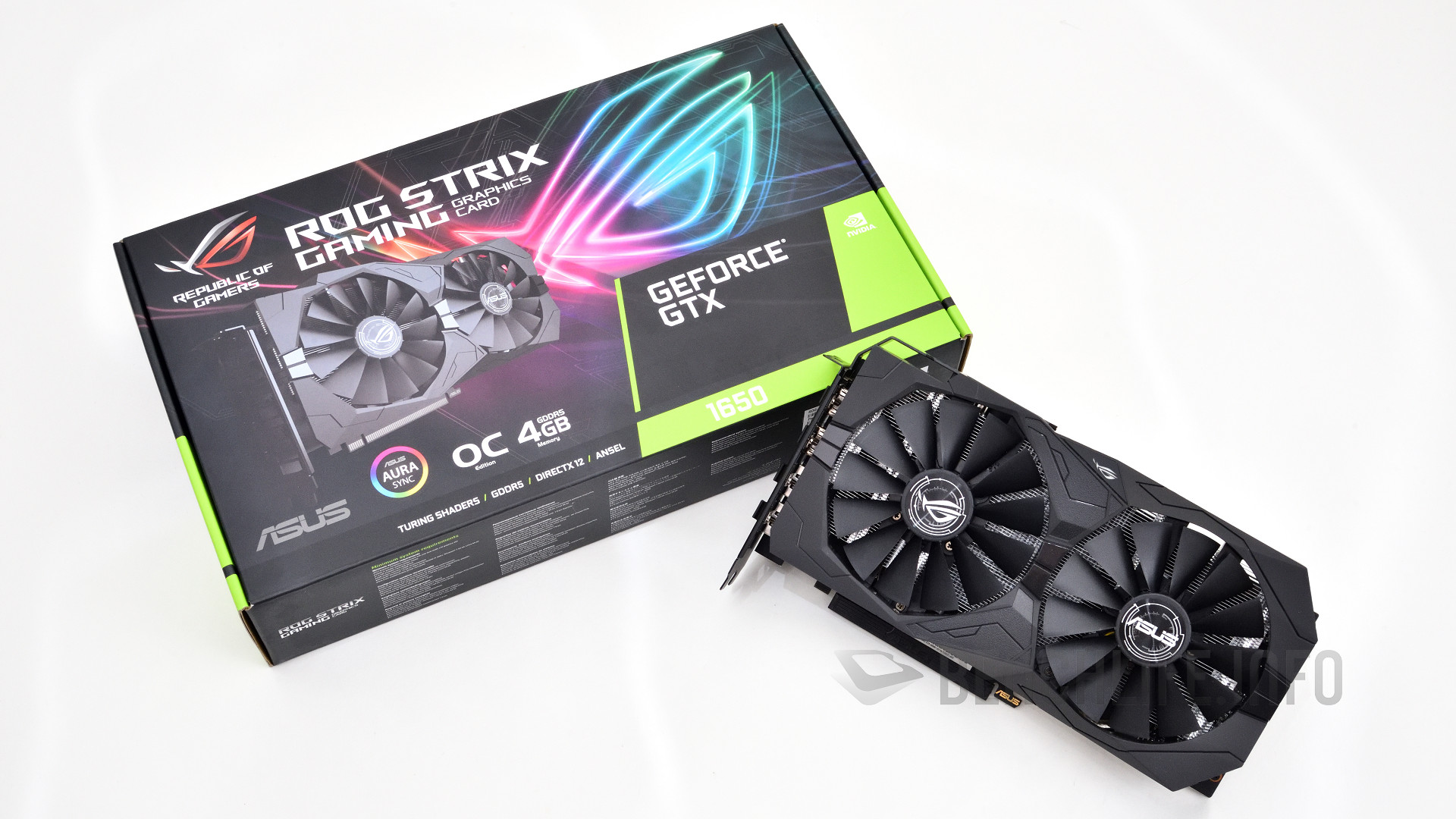 ASUS ROG Strix GeForce GTX 1650 OC