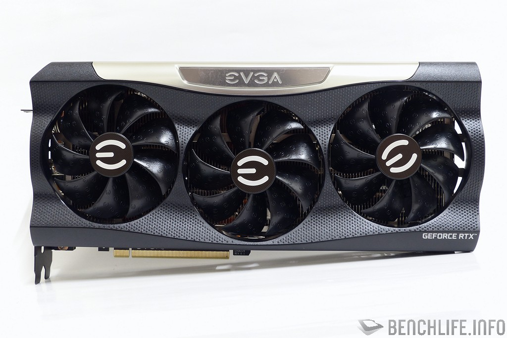 EVGA GeForce RTX 3080 Ti FTW3 Ultra Gaming front